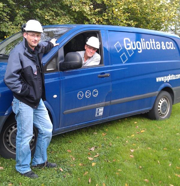 Gugliotta & co - service af vakuumpumper